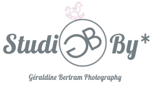 Geraldine Bertram Photography | Studio BY * |  Portraits . Neugeborene . Babyfotograf logo